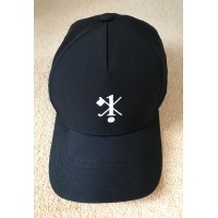 Hole in One Golf Cap Black