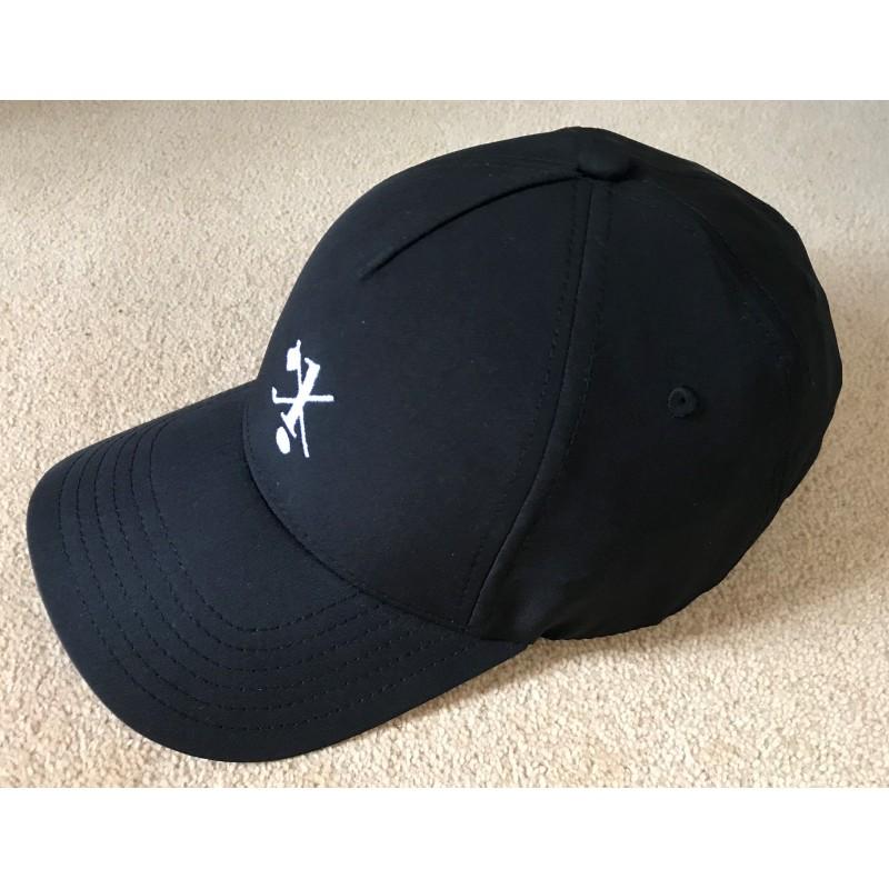 Hole in One Golf Cap Black