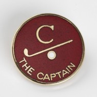 Golf Lapel Badges (10)