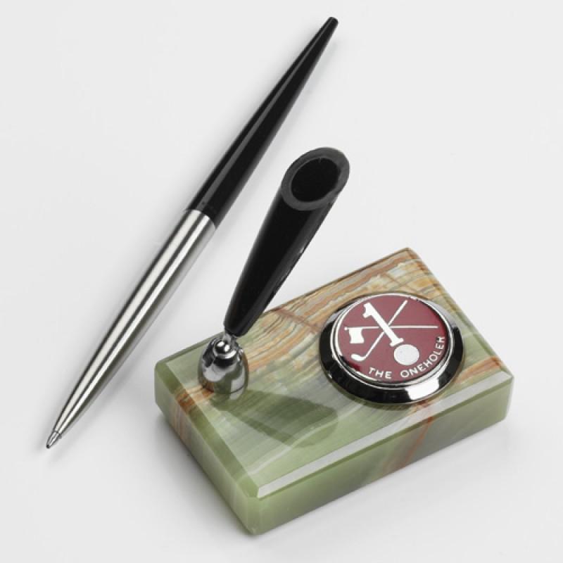 Hole in One/Oneholer Pen Holder